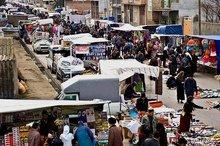 تعطیلی موقت چهارشنبه بازار گرگان برای رفع مشکلات ترافیکی