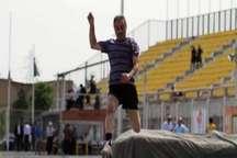 تیم دوومیدانی پیشکسوتان استان قزوین در مسابقات کشوری خوش درخشید