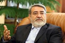 بازدید وزیر کشور از مناطق مرزی استان گلستان آغاز شد