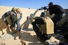 ارتش عراق جبهه جدیدی علیه داعش باز کرد