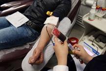 740 واحد خون نوروز امسال در سیستان و بلوچستان اهدا شد