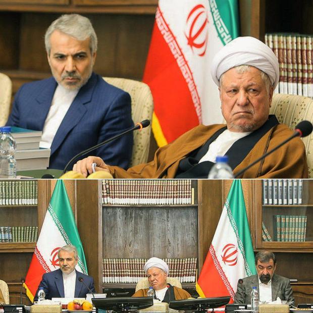 هاشمی رفسنجانی هنوز زنده است