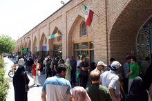 گردشگران استان اردبیل ۲.۵ برابر افزایش یافت