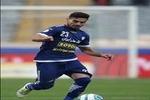 محرومیت مهاجم استقلال خوزستان در بازی مقابل الجزیره امارات