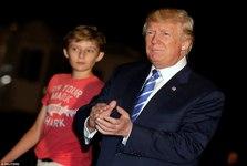 عکس/ پایان بدترین تعطیلات ترامپ