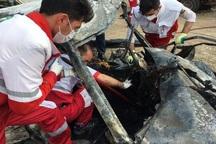 515 مسافر حادثه دیده در آذربایجان غربی امدادرسانی شدند