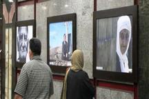 برپایی نمایشگاه عکس جهان دیدگان در ایستگاههای مترو تهران