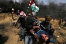نزدیک به 1000 شهید و زخمی در غزه+ تصاویر