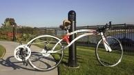 دوچرخه ای ایمن برای تنبل ها+ عکس