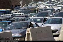 ترافیک در 2 مسیر ارتباطی جنوب سیستان و بلوچستان سنگین است