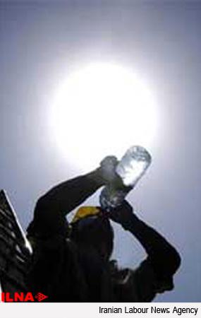 رطوبت 96 درصدی هوا در سواحل جنوب غرب کشور  خرماپزان در خوزستان