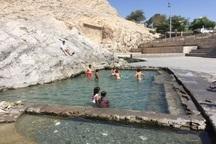 آب چشمه علی در بالاترین حد قرار دارد