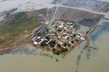 ارسال ۳۰۰ تن اقلام غیرنقدی البرز به استان های سیل زده