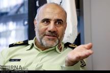 سردار رحیمی: نصب دوربین های نظارتی طرح جدید ترافیک تهران  9 انبار موادمحترقه خطرناک پلمب شد