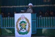 مکتبی و ارزشی بودن وجه تمایز ارتش جمهوری اسلامی با دیگر ارتش های دنیا است