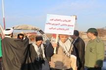 اعزام یکهزار دانشآموز بنابی به اردوی راهیان نور