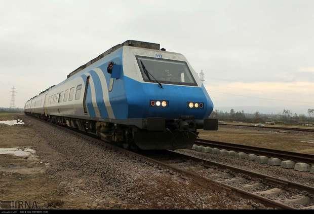 سفرهای قطار رشت- تهران برقرار است