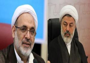 رئیس کل جدید دادگستری مازندران معارفه شد