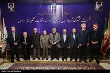 نشست مشترک شهرداران تهران در دوره انقلاب/ توضیحات حناچی در مورد عدم حضور ۴ شهردار در جلسه