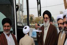 طلاب جهادگر البرز به مناطق سیل زده اعزام شدند