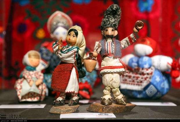 موزه عروسک های ملل در بجنورد گشایش یافت
