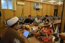 خبرنگاران طلایه داران جبهه اطلاع رسانی هستند
