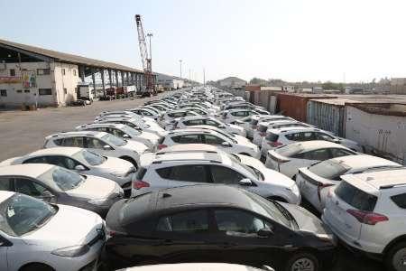12هزار و 500 دستگاه خودرو وارد بندرشهید باهنر شد