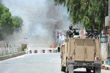 حمله داعش به تلویزیون افغانستان+ تصاویر