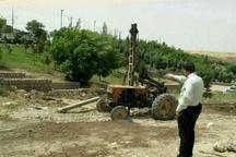 توقیف 8 دستگاه حفاری غیرمجاز در دیواندره کردستان