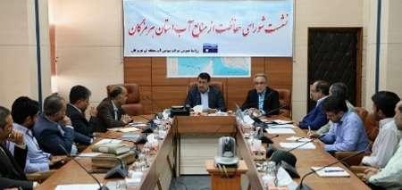 استاندار: برنامه ای منسجم برای کاهش پیامدهای کم آبی درهرمزگان تدوین شود