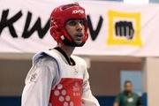 ضرب مدال طلای پاراتکواندو آسیا توسط ورزشکار گیلانی