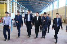 تولید و اشتغال در صدر برنامه های دولت در یزد قرار دارد