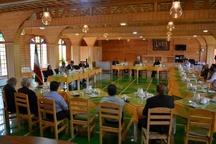 دومین جلسه هم اندیشی موسسات گردشگری شهرستان طالقان برگزار شد
