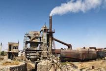 2 کارخانه تولید آسفالت و شن و ماسه در ارکواز پلمپ شدند