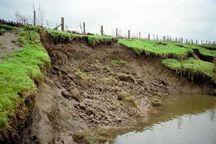 سالانه ۲ میلیارد تن فرسایش خاک در حوضههای آبخیز کشور صورت میگیرد