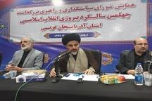 اقتدار امروز ایران، دستاورد شاخص انقلاب اسلامی است