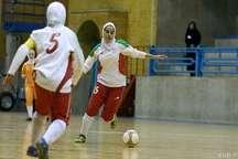 حضور 2 بانوی کرمانشاهی در اردوی تیم ملی فوتسال بزرگسالان