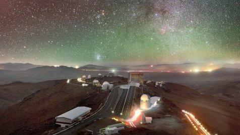 """تصاویر فضایی برتر روزهای اخیر از نگاه """"اسپیس"""""""