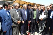 انتقال آهن فروشان بهشهر به شهرک صنفی آهن فروشان