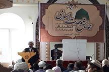 همدلی، همفکری و همکاری سه مولفه تقویت وحدت درامت اسلام است