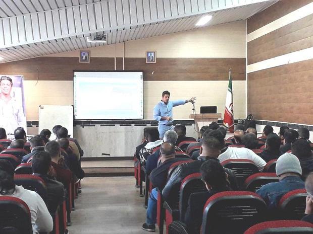 سمینار داوری بدنسازی غرب کشور در همدان برگزار شد