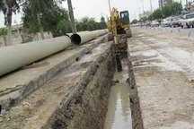 120میلیارد ریال اعتبار برای تکمیل پروژه فاضلاب بوشهر اختصاص یافت