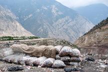 تردد پای قله علم کوه نیاز به ساماندهی دارد