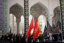 آستانه اشرفیه میزبان عزاداران حسینی