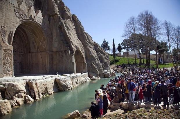 کرمانشاه؛ نگین گردشگری غرب کشور