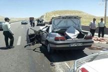 جان باختن ۹ نفر در تصادفات جادهای همدان