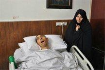 رئیس بنیاد شهید کشور شهادت شهید زنده لرستان را تسلیت گفت