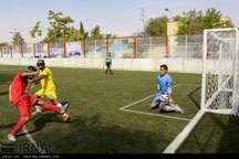 هشت بازیکن از فارس در اردوی تیم ملی فوتبال نابینایان حضور دارند