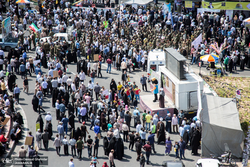 راهپیمایی باشکوه روز جهانی قدس-4