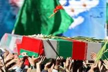 پیکر 2 شهید تازه تفحص شده نیروی انتظامی در اصفهان تشییع می شود